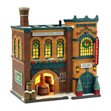 department 56 in the city the brew