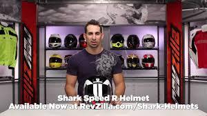 speed r sauer shark speed r helmet review at revzilla