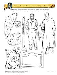 joseph smith first vision felt board pictures have boys color and