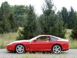 ferrari coupe 2002 ferrari 575m maranello f1 coupe copley motorcars