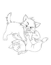 aristocats coloring pages 1 free printable coloring pages