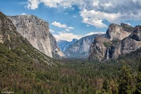 Yosemite Valley Map Yosemite For First Timers Best Hikes Best Views U0026 The Best