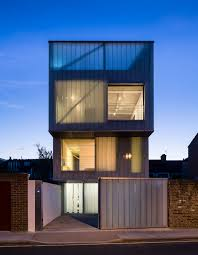 house architectural slip house carl turner architects