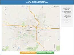 Cell Phone Tower Map Rf Planner Beta Quick Start Guide Wisptools Net