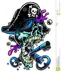 pirate skull royalty free stock image image 31588626