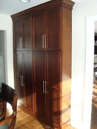 Large Storage Cabinets Kitchen Pantry Wood Storage Cabinets White Cabinet Subscribed Me