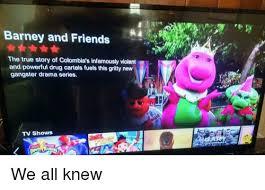 barney friends true story colombia u0027s infamously violent