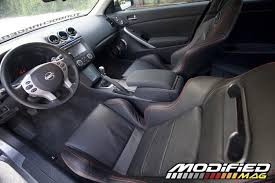 2008 Nissan Maxima Interior 2008 Nissan Altima Coupe Modified Magazine