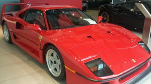 80s ferrari best looking 80s car