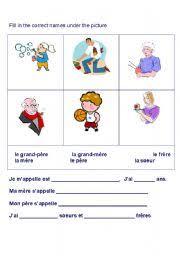 english teaching worksheets france