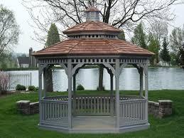 Wooden Pergolas For Sale by Gazebo Ideas For Backyard Lancaster County Backyard Llc