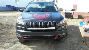2015 jeep cherokee light bar installed 32 light bar page 2 2014 jeep cherokee forums