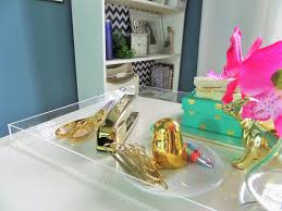 Pink Desk Organizers And Accessories by Acrylic Desk Accessories For Women U0027s Office U2014 All Home Ideas And