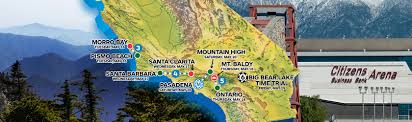 Santa Barbara Map Amgen Tour Of California Stage 5 Ontario To Mt Baldy