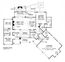 great floor plans home plan the oliver by donald a gardner architects