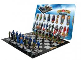german dc superheroes chess set 2000 comes with a set of batman