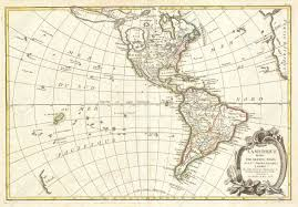 North America South America Map by Map Of North And South America Political Map Worldofmapsnet A Map