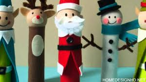 Homemade Christmas Decoration Ideas by 20 Easy Ideas Christmas Crafts For Kids With Simple Materials