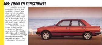 peugeot cars 1985 1985 peugeot range brochure