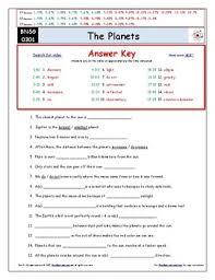 video worksheet quiz u0026 ans for bill nye planets