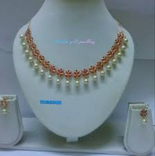 light weight gold necklace designs anitha gold jewellery home facebook