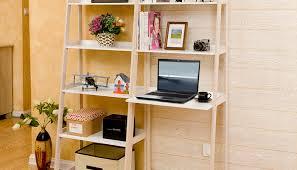 Wall Laptop Desk Wall Mounted Desk Wood Laptop Writing Table Open Storage Shelves