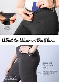 Travel Clothing Wrinkle Free What To Wear On The Plane Airplanes Planes And Yoga