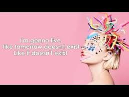 Sia Chandelier Text Sia Chandelier Lyrics