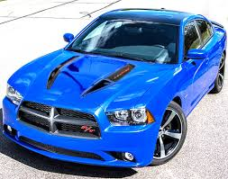 2014 dodge charger blue 2011 2014 dodge charger road runner custom graphics kit