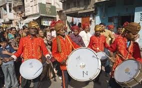 indian wedding band cm s office inundated with applications for permission for bands