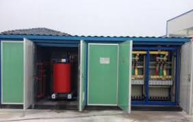 Secondary Unit Package Substation Products About Package Substation Of
