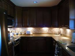 Led Lighting For Kitchen Cabinets Light Under Cabinet Kitchen Home Decorating Interior Design