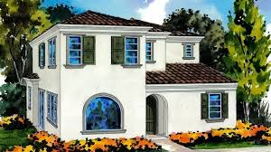 Echo Glen Bungalow Home Plan by Citron Hilltop Neighborhood Plan 3 Rancho Mission Viejo Ca 92694