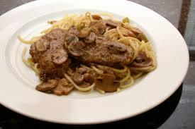 marsala cuisine easy veal marsala with mushrooms recipe