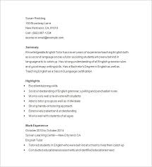 sle tutor resume template tutor resumes matthewgates co