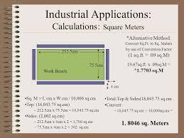 industrial skills area descriptions calculations u0026 industrial
