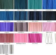 what is kanekalon hair types chart 18 best kanekalon hair images on pinterest haircolor box braid