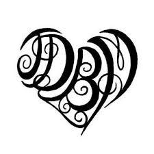 102 best tattoos images on pinterest tattoo ideas monogram