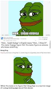 Make Meme Comic - when indonesian memes fanpage try to make pepe the frog meme by