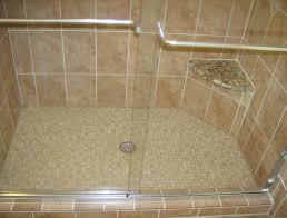 shower pan or tile floor decorative shower floor pan u2013 best home