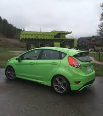 capsule review 2014 ford fiesta st the truth about cars