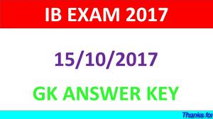 ib exam answer key ib mha question paper ib gk question paper