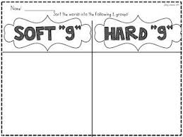 hard and soft g worksheets worksheets releaseboard free