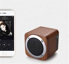 Mini Schreibtisch Holz Bluetooth Lautsprecher Subwoofer Mini Schreibtisch