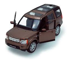 silver land rover lr4 welly land rover lr4 discovery 4 1 24th scale diecast model
