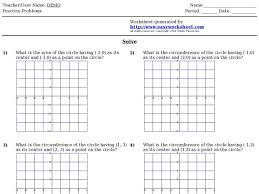 polygons in the coordinate plane worksheet free worksheets library
