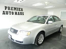 audi downers grove 2002 used audi a6 2002 audi a6 quattro luxury awd sedan with low