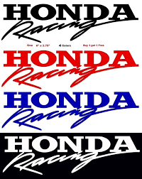 cool honda logos honda accord stickers ebay