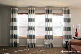 Grey White Striped Curtains Grey And White Striped Curtains Pink And White Striped Curtains