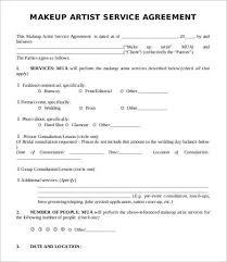 makeup contracts for weddings makeup artist services makeup vidalondon